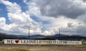 leadville sign