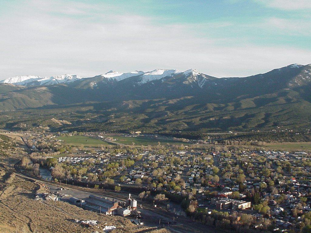 Places to Go in Salida Colorado