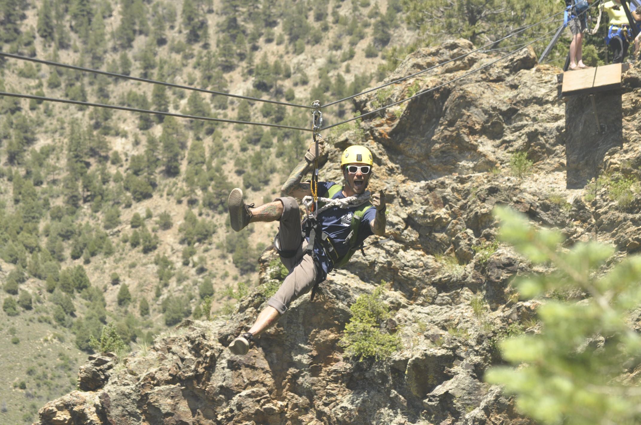 Zipline Colorado