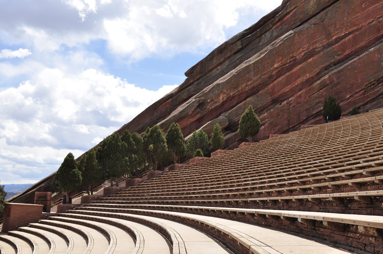 Red Rocks Amphitheater Concerts Colorado