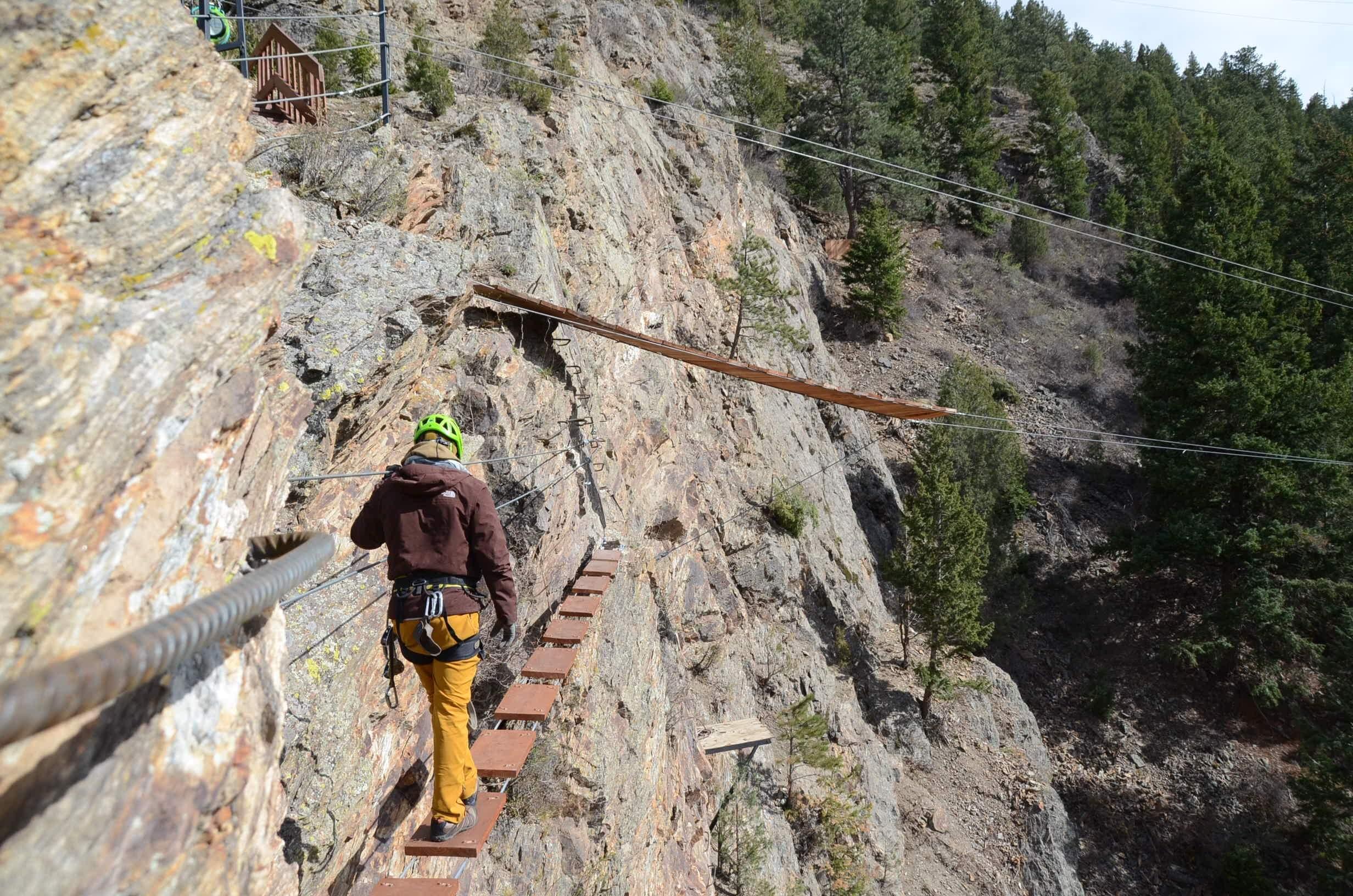 Colorado Via Ferrata