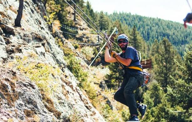 Colorado Zipline