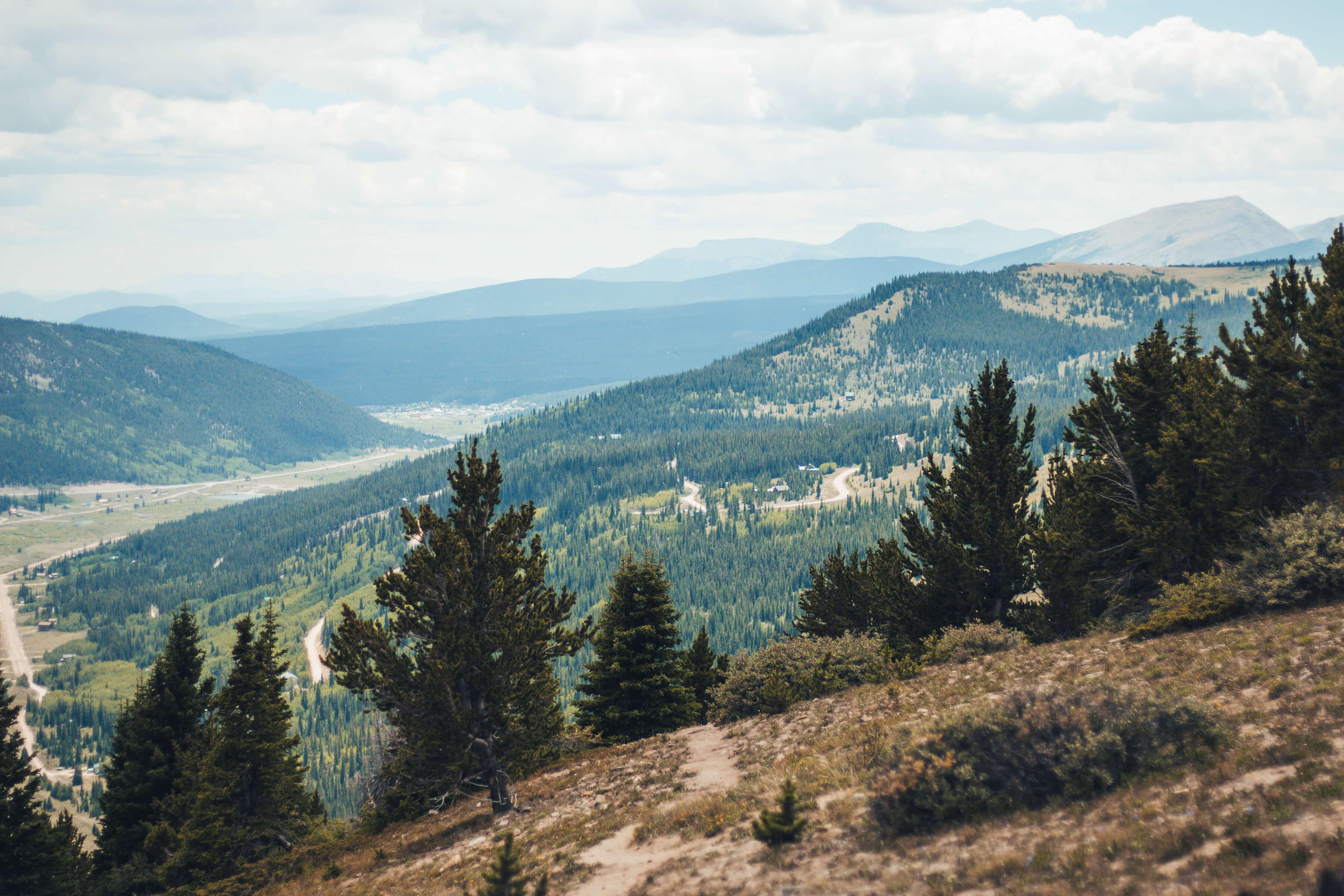Northstar Mountain Hoosier Pass
